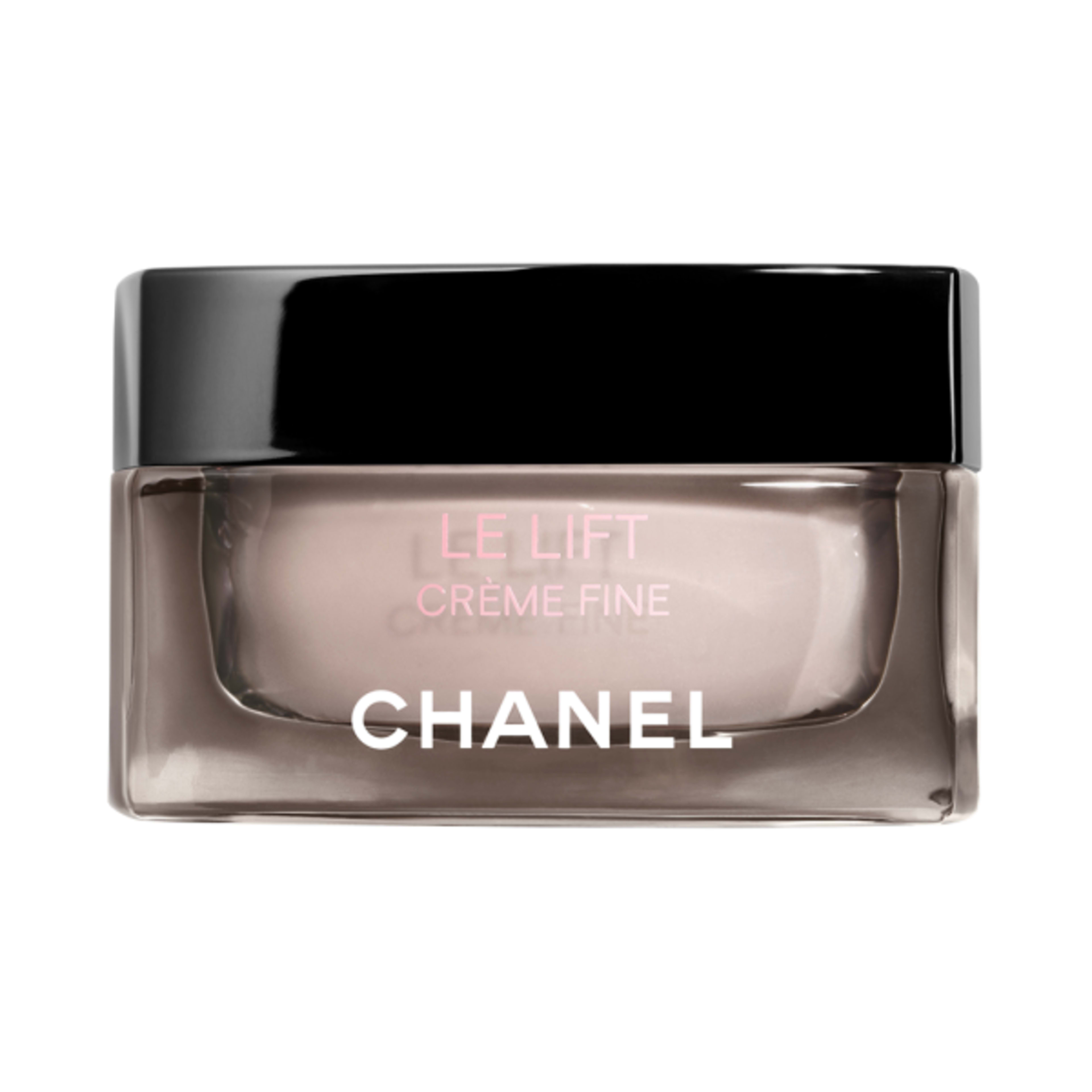 Chanel Le Lift Fine Creme SMOOTHING AND FIRMING Botanical Alfalfa Concentrate 50 ml