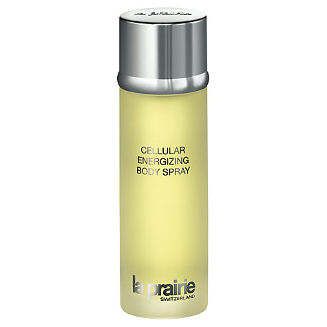 La Prairie Cellular Energizing Body Spray 100ml, TESTER
