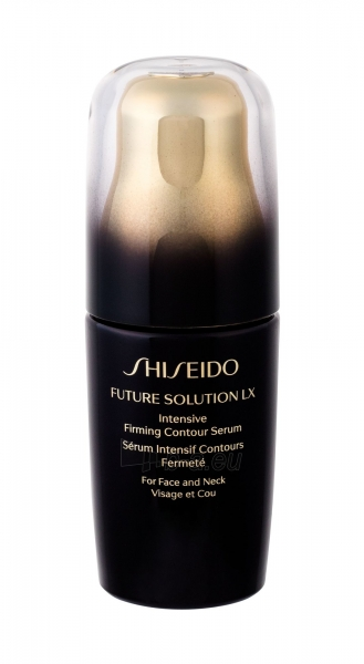 Shiseido Future Solution LX pleťové sérum 50 ml