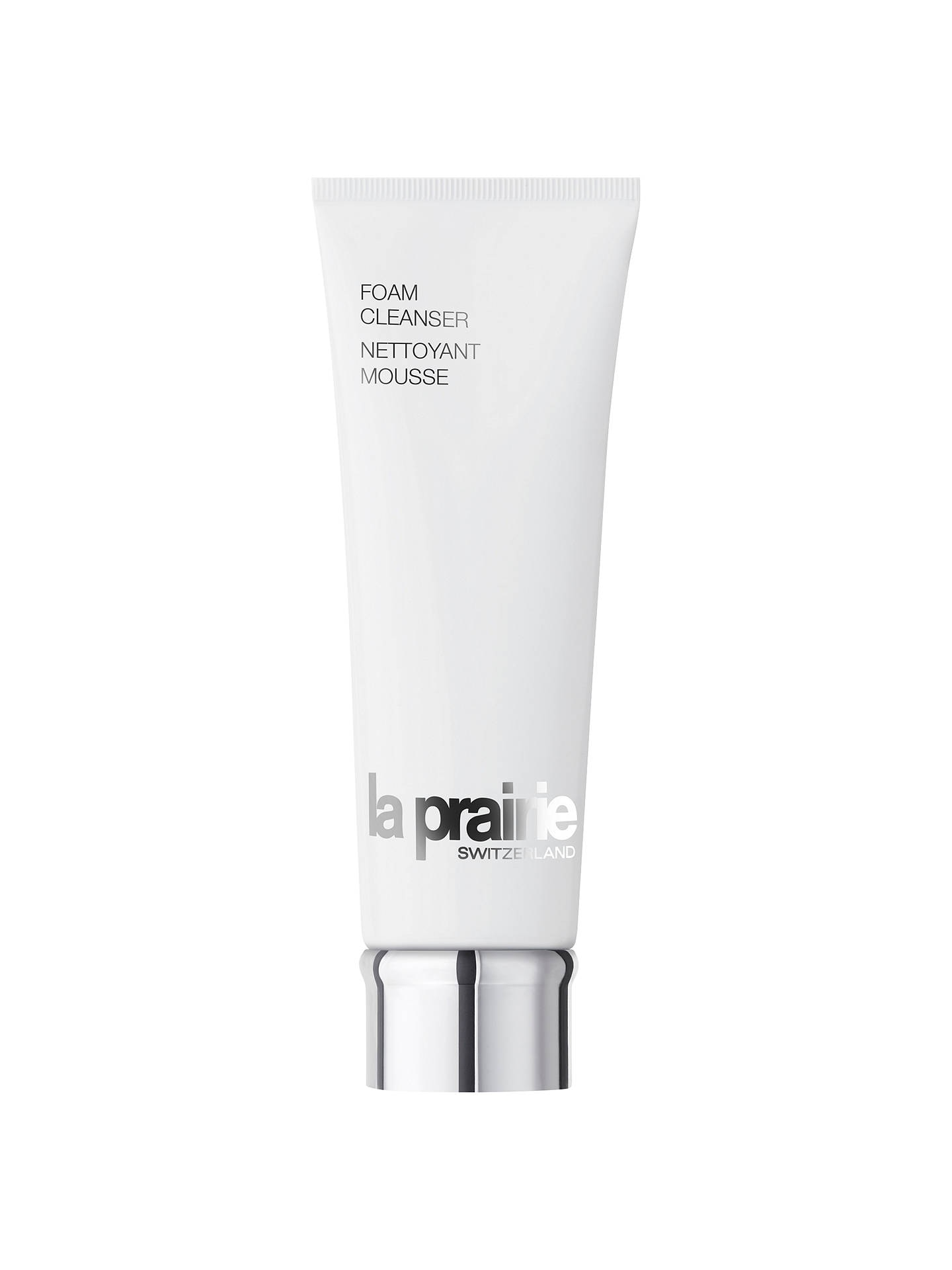 La Prairie Swiss Daily Essentials Foam Cleanser 125 ml
