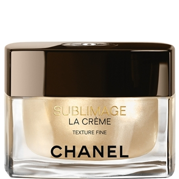 Chanel Sublimage intenzivní krém proti vráskám (Ultimate Skin Regeneration Texture Fine) 50 g