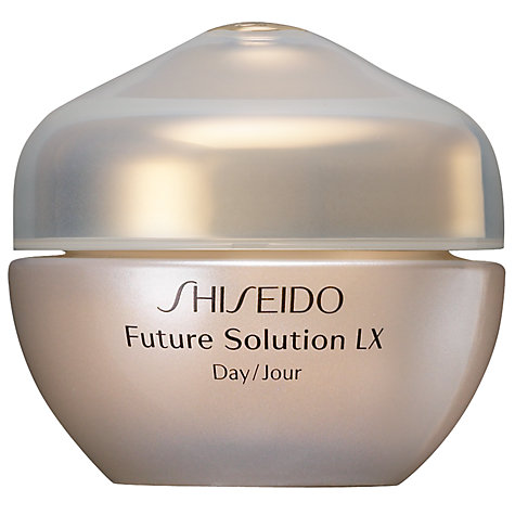 Shiseido Future Solution LX Daytime Protective Cream SPF20 50 ml