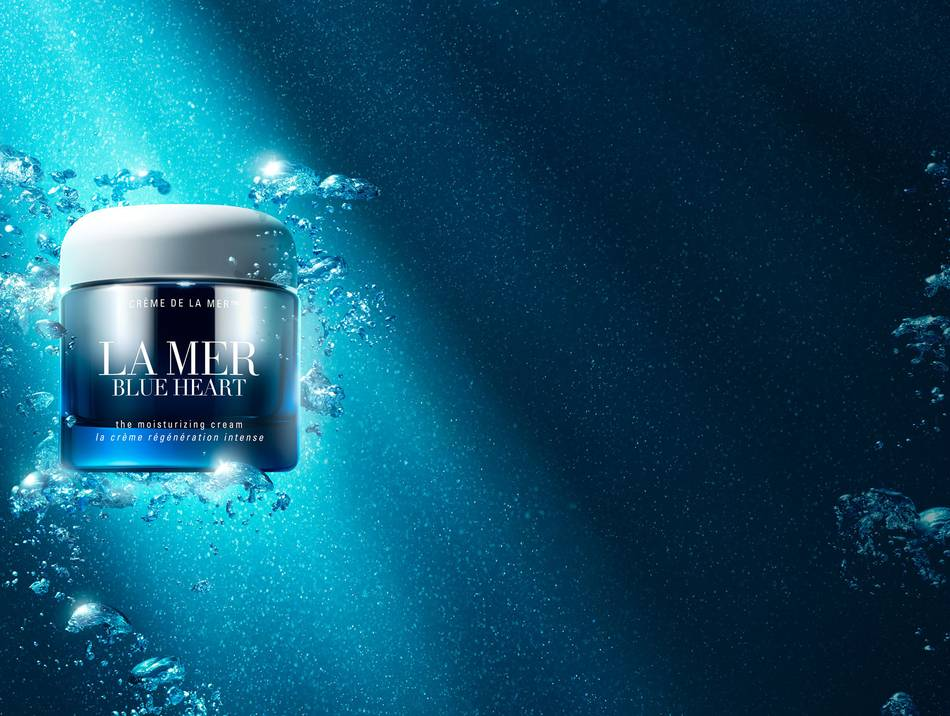 La Mer Blue Heart Moisturizing Cream 100ml