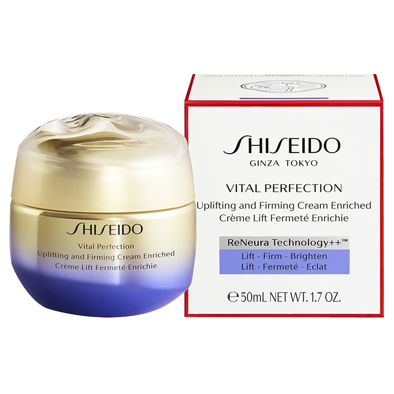Shiseido Vital Perfection Uplifting & Firming Cream Enriched 50ml