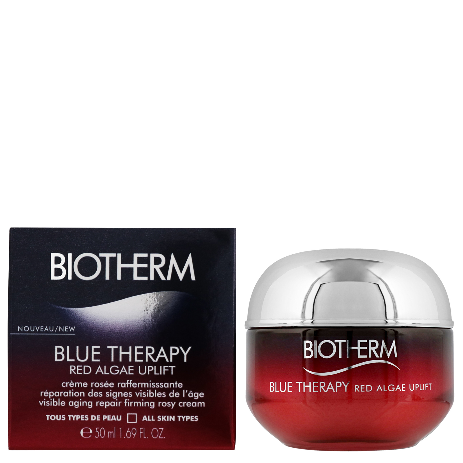 Biotherm Blue Therapy Red Algae Uplift krém 50 ml